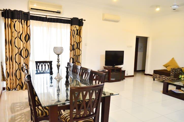 3 Bedroom Trillium Apartment in Colombo City.