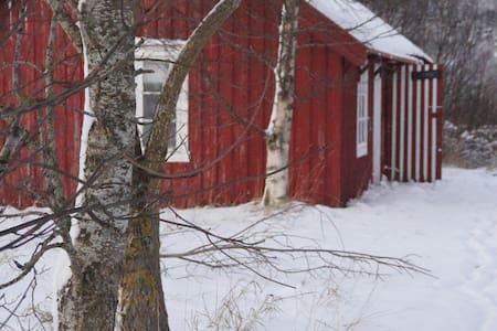 Pilgrim accommodation in the Smithy - Stjørdal - Srub