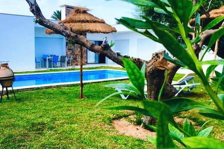 Villa Toumana temlel Villa luxueuse avec Piscine