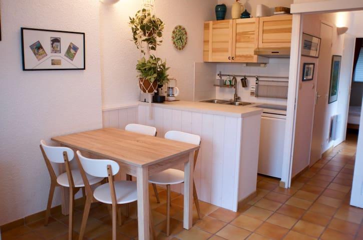 Appartement Biarritz proche plage Milady