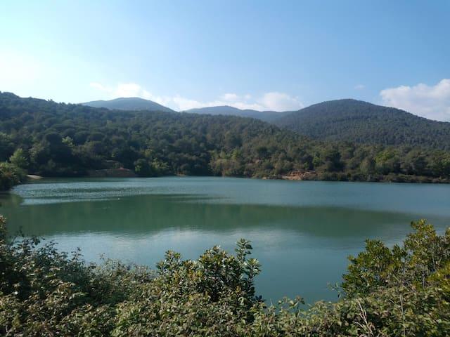 Relax en plena Naturaleza,  Parque del Montseny