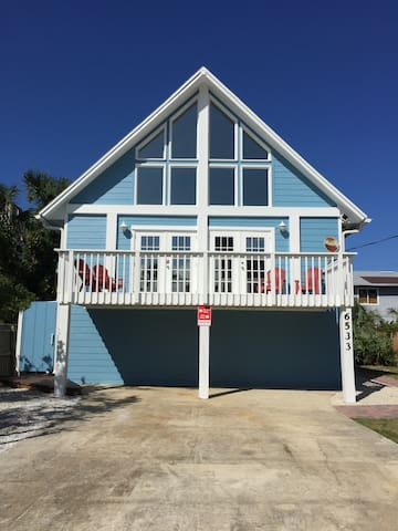 Charming apartment in NSB
