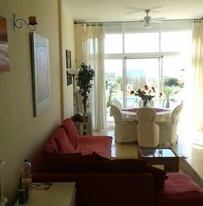 CASARES BEACH APARTMENT  2 bed Ground Floor Apt - Casares Costa