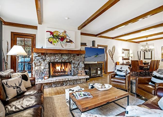 Ski-In-Ski-Out Bachelor Gulch  Luxury Property