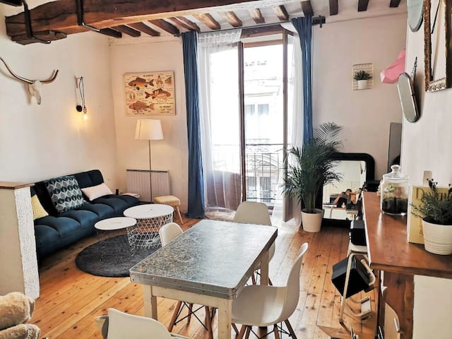 Lovely apartment in the heart of Dieppe