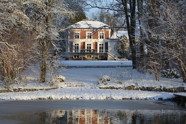Englischer Charme - FeWo in historischem Gutshaus