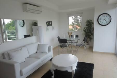 Moderno y centrico estudio 5 mins de zona colonial - Apartment
