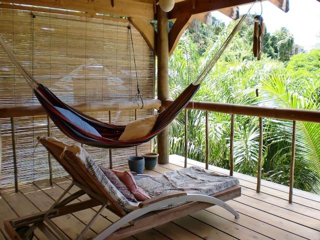 Tropische Holzloft - Beau Vallon - Loft