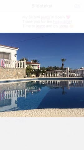 Sweetest Pearl with pool & garden - Ciudad Quesada - Huis