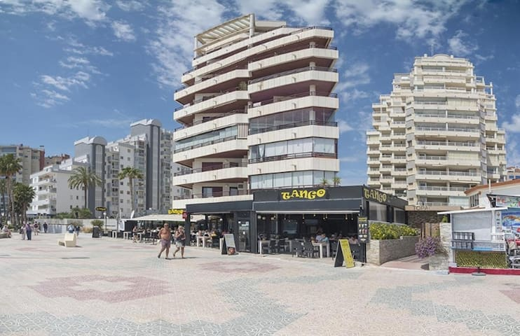 TOPACIO IV, beautiful apartment on the Levante de Calp beach, Alicante