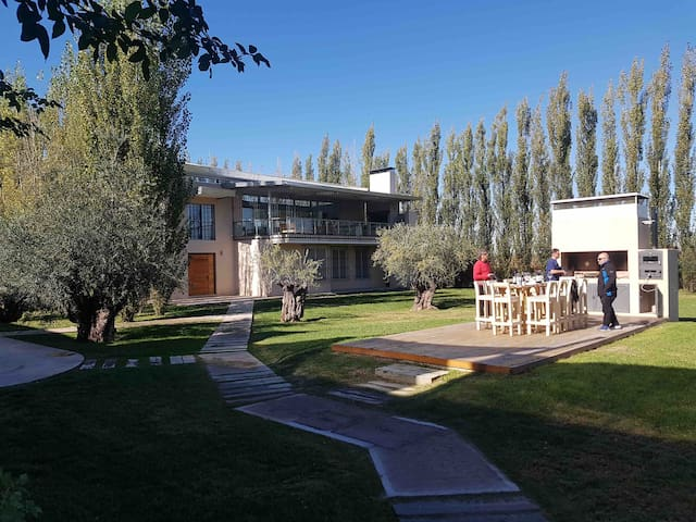 Matervini Winery´s House