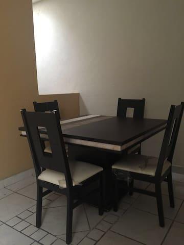 Departamento 2 recamaras - Zamora - Apartment