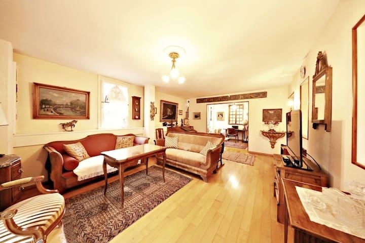 Magnifique duplex meublé de 3.5 pièces à Rolle