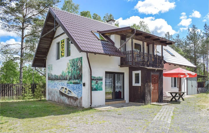 Beautiful home in Legbad with 2 Bedrooms