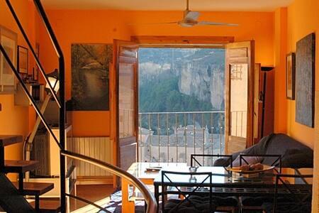 2 Balcones a la Hoz, Apartamento - Cuenca - House