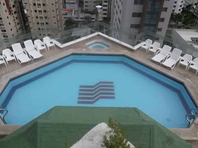 1102 apartamento dos hab dos baños - Cartagena - Apartamento