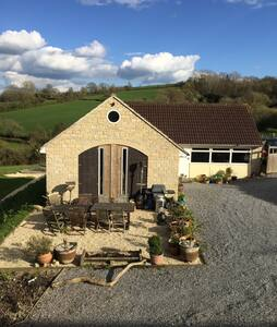 Peaceful & Private Converted Barn - Glastonbury - Lainnya