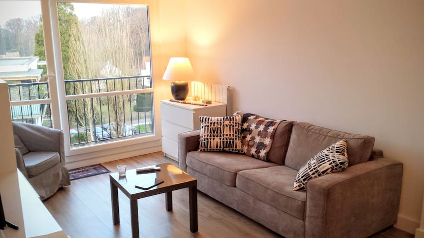 Apartment T2 in Ville d'Avray - Ville-d'Avray - Apartamento