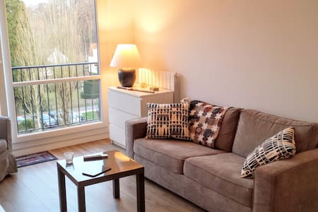 Apartment T2 in Ville d'Avray - Ville-d'Avray - 公寓