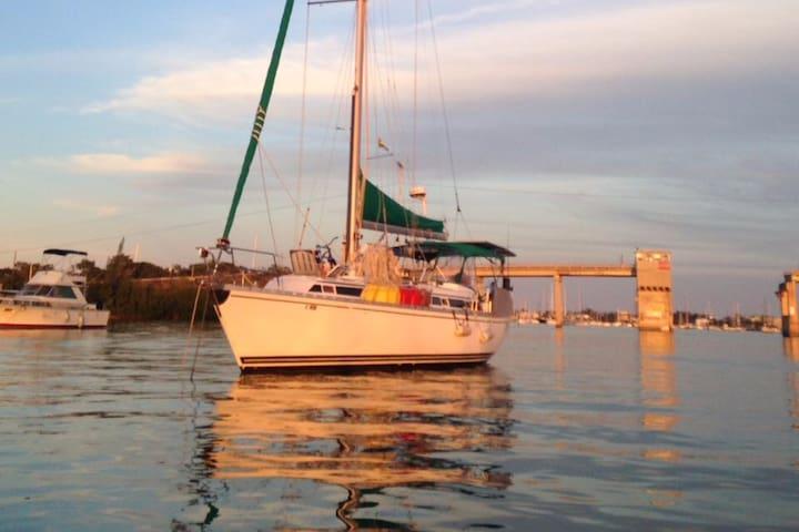 Sailboat Experience in Isla Mujeres - Isla Mujeres - Blockhütte