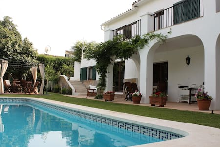 Marbella golf, close to sea, restaurants, shops. - San Pedro de Alcántara