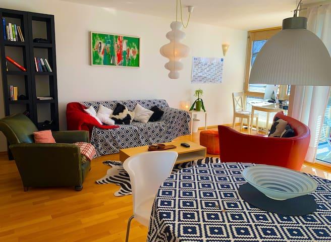 Cosy apartment in Starnberg near the lake shore