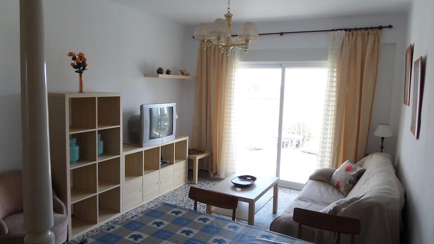 Apartamento Playa Puebla de Farnals - Playa Puebla de Farnals - Kondominium