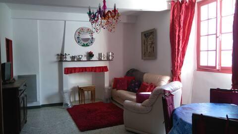 Appart 40m², 3 lits + canapé-lit d'appoint