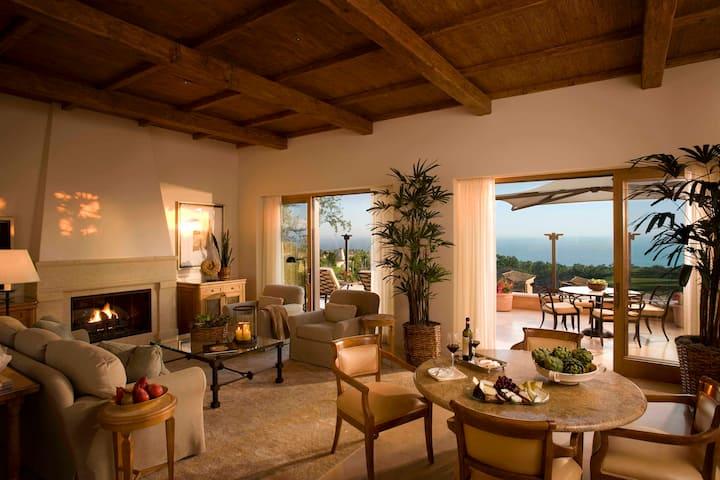 Resort at Pelican Hill, 3 Bedroom Ocean View Villa