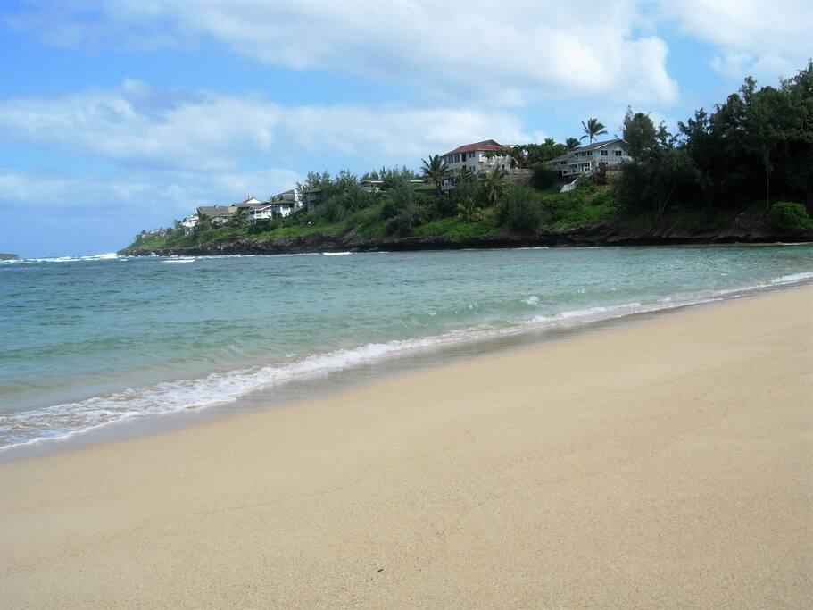 Beach House Laie Hawaii