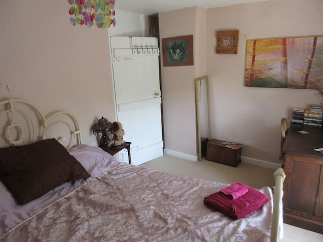 Double room - Pilton Paradise