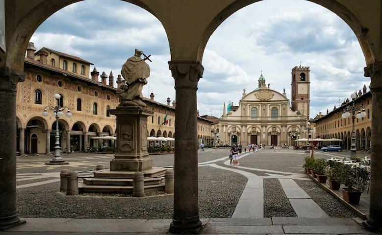 Leonardo Da Vinci e Vigevano Pavia - Vigevano - 公寓