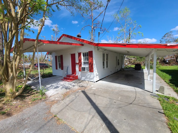 2 BR/1 BA Cottage Hurricane Laura Recovery Housing