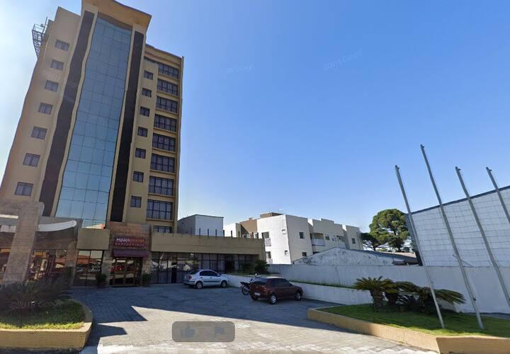 Hotel Lindo Próximo do Centro Curitiba c/ Garagem
