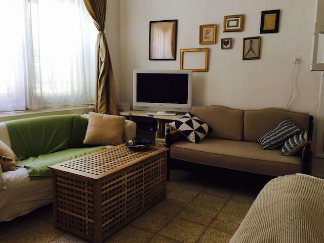 Great apartment near the market - Jerusalem - Apartemen