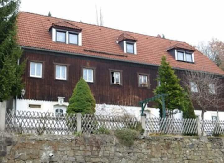 Winzerhaus am Elberadweg - Winzerstube