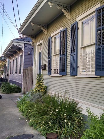 Walk to Jazz Fest! Bayou St. John 2 Bed, 1 Bath. - New Orleans - Daire