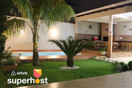 Sua Casa em FOZ! - SuperHost - Your Home in FOZ!