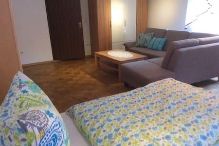 Apartment FeWo Kleinlangheim 2 Zimmer 2 Rooms - Kleinlangheim