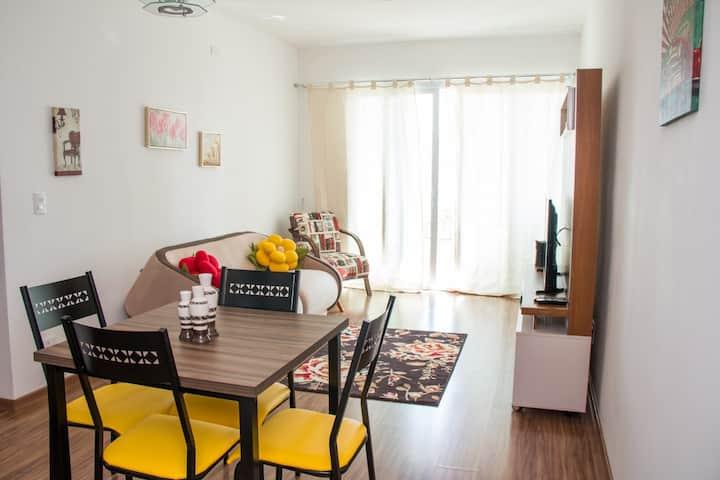 São Bernardo do Campo24-Linda acomodação-conforto