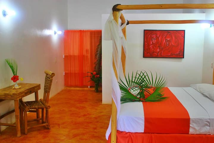 hotel rincon rubi, room 1