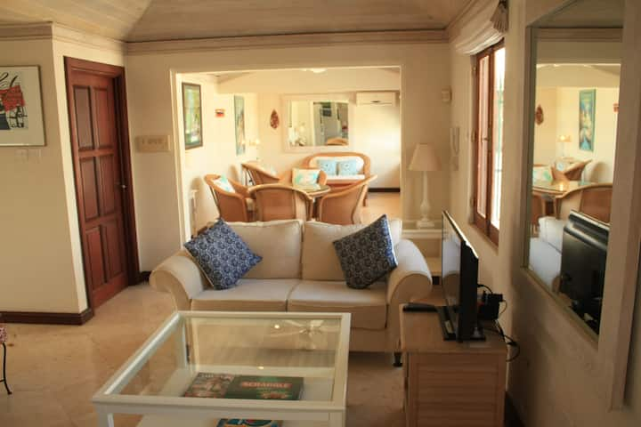 Beautiful apartment near the beach in St James