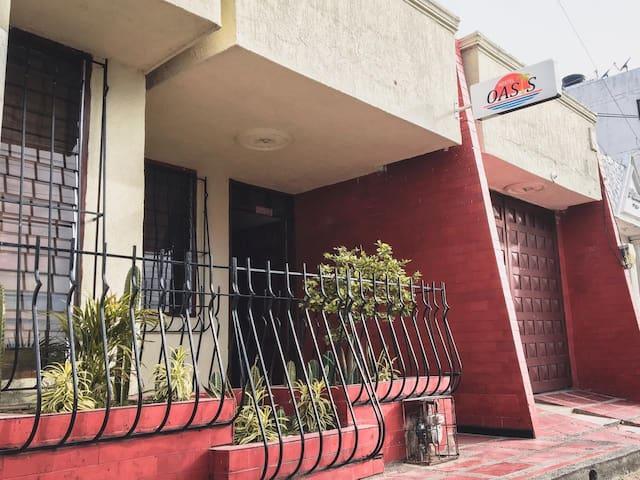 Hostel Oasis, el mejor alojamiento en Riohacha