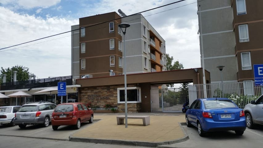 Departamento Frente a Nuevo Hospital Chillan