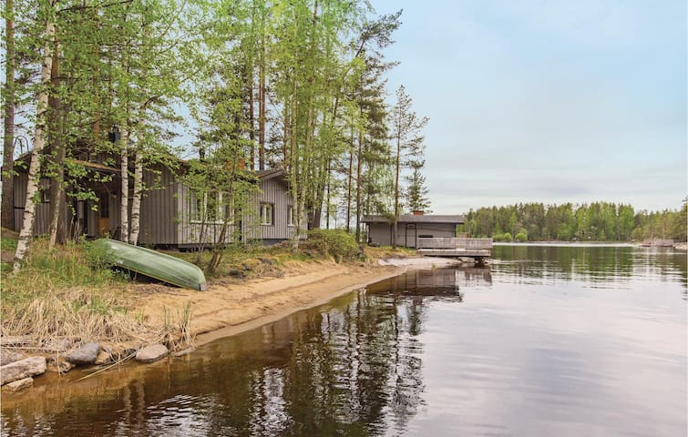 Holiday cottage with 2 bedrooms on 85m² in Savonlinna