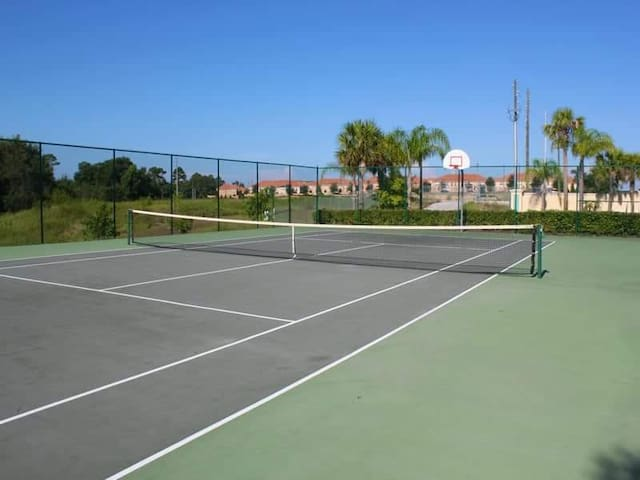 Oakwater Clubhouse   Tennis equipment available  Please request in advance