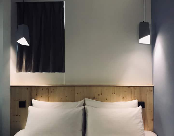 信義區 酒店式公寓 正•旅館 Serviced Apartment - Just Inn