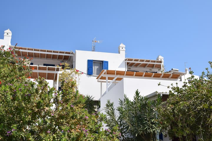 Serifos Seaview Traditional House