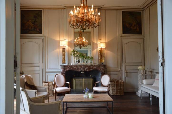 Hotel particulier en Champagne