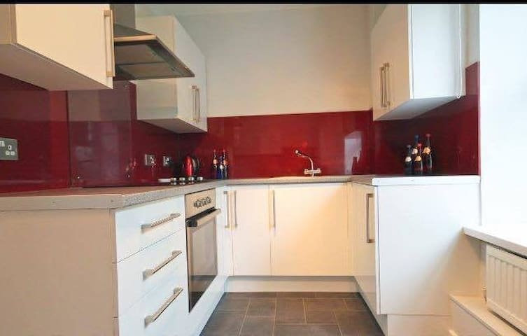 Stunning 1 bed house in the heart of town - Aberystwyth - Casa